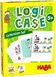 """Logi Case - Пирати - Разширение за деца над 5-годишна възраст : От серията """"Haba: Logi Case"""" -"""