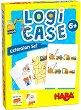 """Logi Case - Строителна площадка - Разширение за деца над 6-годишна възраст : От серията """"Haba: Logi Case"""" -"""