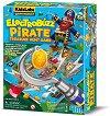 """Пиратско съкровище - Детска състезателна игра от серията """"Kidz Labs"""" -"""