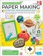 """Зелена наука - Образователен комплект от рециклирана хартия : От серията """"Green Science"""" -"""