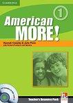 American More! - ниво 1 (A1): Материали за учителя със Testbuilder CD-ROM / Audio CD - учебник