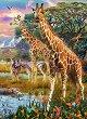 Жирафи в Африка -