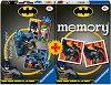 Батман - Комплект от 3 пъзела и мемо игра -