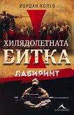 Хилядолетната битка: Лабиринт - книга