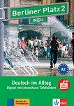 Berliner Platz Neu - ниво 2 (A2): Интерактивна версия на учебника - CD-ROM - Ralf-Peter Losche -