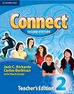 Connect - ниво 2: Материали за учителя Second Edition -