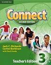 Connect - ниво 3: Материали за учителя Second Edition -