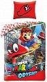 Детски двулицев спален комплект от 2 части - Super Mario -