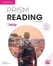 Prism Reading - ниво Intro: Учебник + онлайн тетрадка Учебна система по английски език -