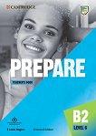 Prepare - ниво 6 (B2): Книга за учителя по английски език + допълнителни материали Second Edition -