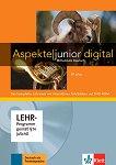 Aspekte junior - ниво B1 plus: Интерактивна версия на учебника - DVD-ROM - учебник