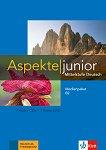 Aspekte junior - ниво B2: 4 CD + DVD - продукт