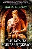 Тайната на Микеланджело - книга