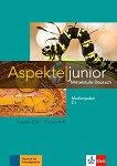Aspekte junior - ниво C1: 4 CD + DVD - учебник