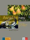 Aspekte Neu - ниво C1: Тетрадка с упражнения по немски език -