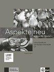 Aspekte Neu - ниво C1: Ръководство за учителя по немски език + DVD-ROM - продукт