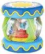 Барабан - Детска музикална играчка -
