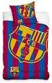 Детски двулицев спален комплект от 2 части - ФК Барселона -
