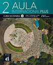 Aula Internacional Plus - ниво 2 (A2): Учебник Учебна система по испански език -