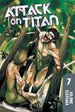 Attack On Titan - volume 7 - книга