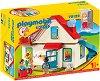 """Семеен дом - Детски конструктор от серията """"Playmobil: 1.2.3"""" -"""