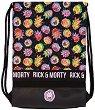 Спортна торба - Rick and Morty Psycho -