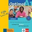 Optimal - ниво A1: 2 Аудио CD към учебника по немски език - учебник
