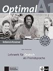 Optimal - ниво A1: Тетрадка с упражнения по немски език - Martin Muller, Lukas Wertenschlag -