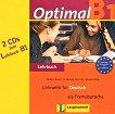 Optimal - ниво B1: 2 Аудио CD към учебника по немски език - учебник