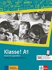 Klasse! - ниво А1: Учебник по немски език -