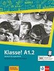 Klasse! - ниво А1.2: Учебник по немски език -