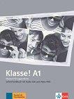 Klasse! - ниво А1: Книга за учителя по немски език - Birgitta Frohlich -