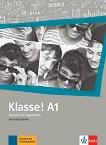 Klasse! - ниво А1: Тетрадка с упражнения по немски език -