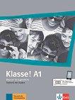 Klasse! - ниво А1: Книга с тестове по немски език - книга за учителя