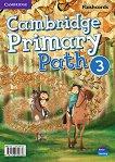 Cambridge Primary Path - ниво 3: Флашкарти по английски език  - помагало