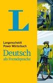 Langenscheidt Power Worterbuch DaF: Речник по немски език -