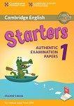 Cambridge English - ниво Starters (A1 - A2): Учебник за международния изпит YLE - част 1 -