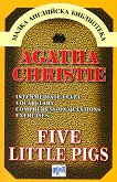 Five Little Pigs - Agatha Christie - книга