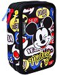 Несесер с ученически пособия - Jumper 3: Mickey Mouse - детска книга