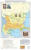 България при цар Калоян и цар Иван Асен II (1197 - 1241 г. ) - Стенна карта - М 1:970 000 -
