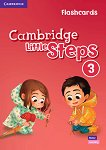 Cambridge Little Steps - ниво 3: Флашкарти по английски език -