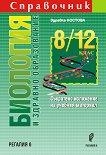 Справочник по биология и здравно образование за 8., 9., 10., 11. и 12. клас -