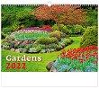 Стенен календар - Gardens 2022 - календар