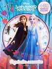 Замръзналото кралство 2: Пухкави лепенки - детска книга