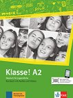 Klasse! - ниво A2: Учебник по немски език - Sarah Fleer, Ute Koithan, Tanja Mayr-Sieber, Bettina Schwieger -
