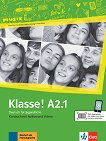 Klasse! - ниво A2.1: Учебник по немски език - Sarah Fleer, Ute Koithan, Tanja Mayr-Sieber, Bettina Schwieger -