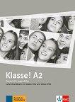 Klasse! - ниво A2: Книга за учителя по немски език -