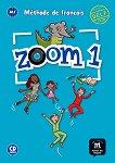 Zoom - ниво 1 (A1.1): Учебник Учебна система по френски език -