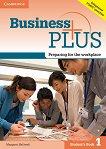 Business Plus - ниво 1 (A1): Учебник : Учебна система по английски език - Margaret Helliwell -