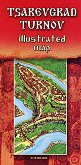 Tsarevgrad Turnov - illustrated map -